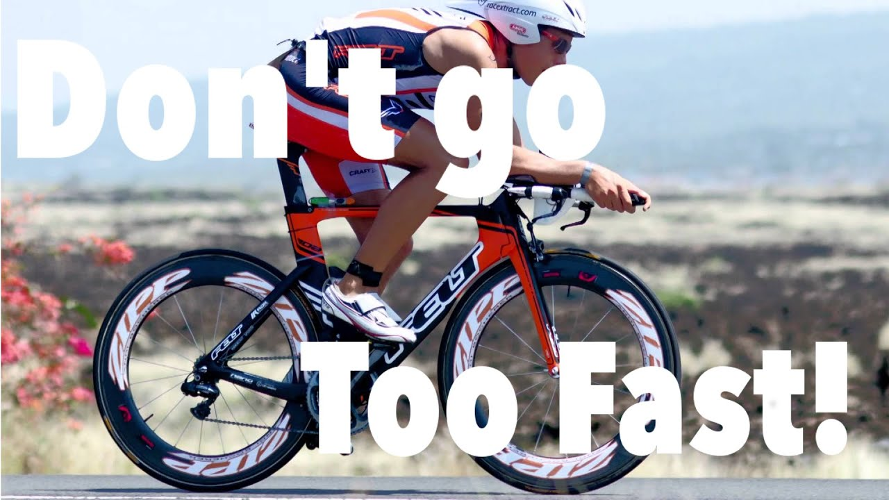 Tips For Riding a TT/Triathlon Bike