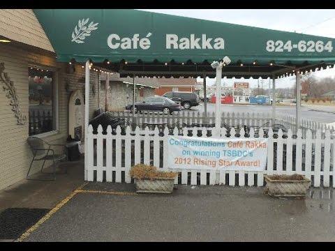 Cafe Rakka, Hendersonville, TN