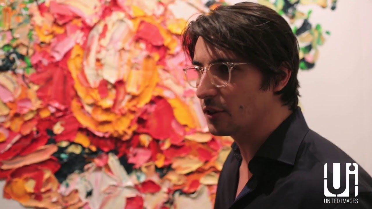 Alesandro Ljubicic The Scent Of Painting Michael Reid Gallery United Images Youtube