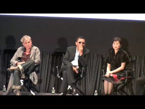 ASHES OF TIME REDUX @ NYFF - Q&A with Wong, Doyle, Lin 2/3