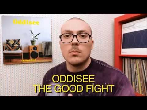 QUICK REVIEW: Oddisee - The Good Fight