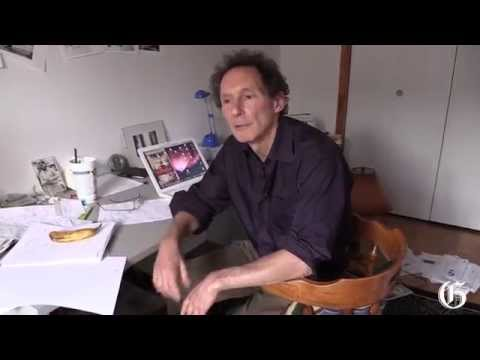 David Homel talks about his writing process