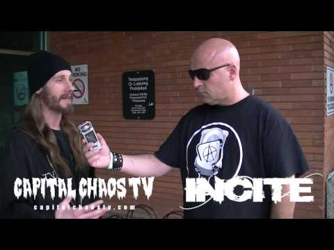 Incite (Interview) on CAPITAL CHAOS TV