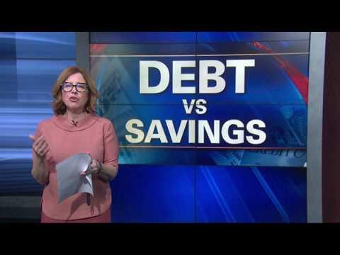 I-Team: Savings vs. Debt