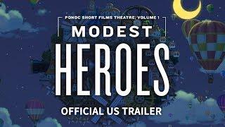 Modest Heroes: Ponoc Short Films Theatre, Volume 1 [Official US Trailer, GKIDS - Jan 10 & 12]
