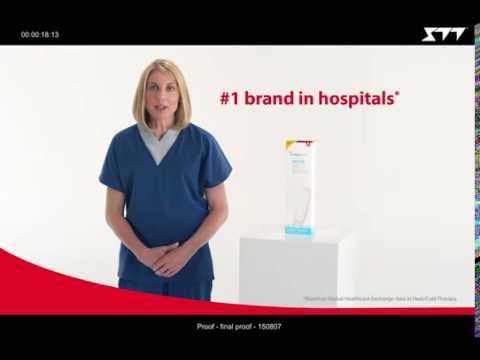 "Cardinal Health™ Education – How To Use Our ""New Mom"" Perineal Cold Pack"