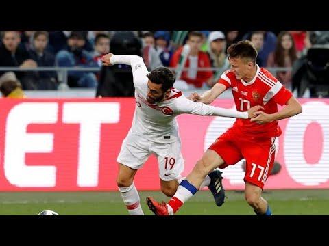 |HIGHLIGHT|  Russia Vs Turkey 1-2 HD All Goals & Highlights  5-06-2018