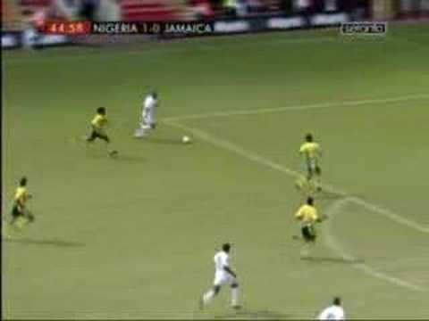 Unity Cup: Nigeria vs Jamaica