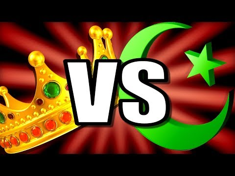 Monarchy VS Islamist | Hearts of Iron 4 [HOI4]