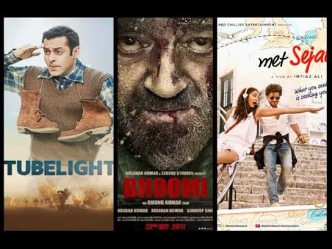 In Graphics: Sequels, spin-offs and remakes dominate Bollywood in 2017