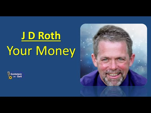 J D Roth - Your Money - The Missing Manual - interview - Goldstein on Gelt - Nov. 2014
