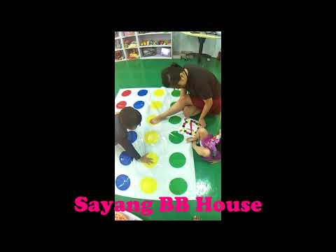 Add a twist of fun into any party or family night (Sayang BB House)