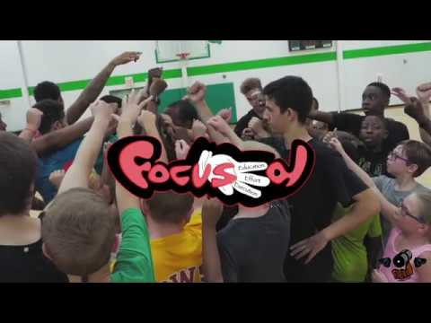 Marc Loving - Melvin Thomas Basketball Camp
