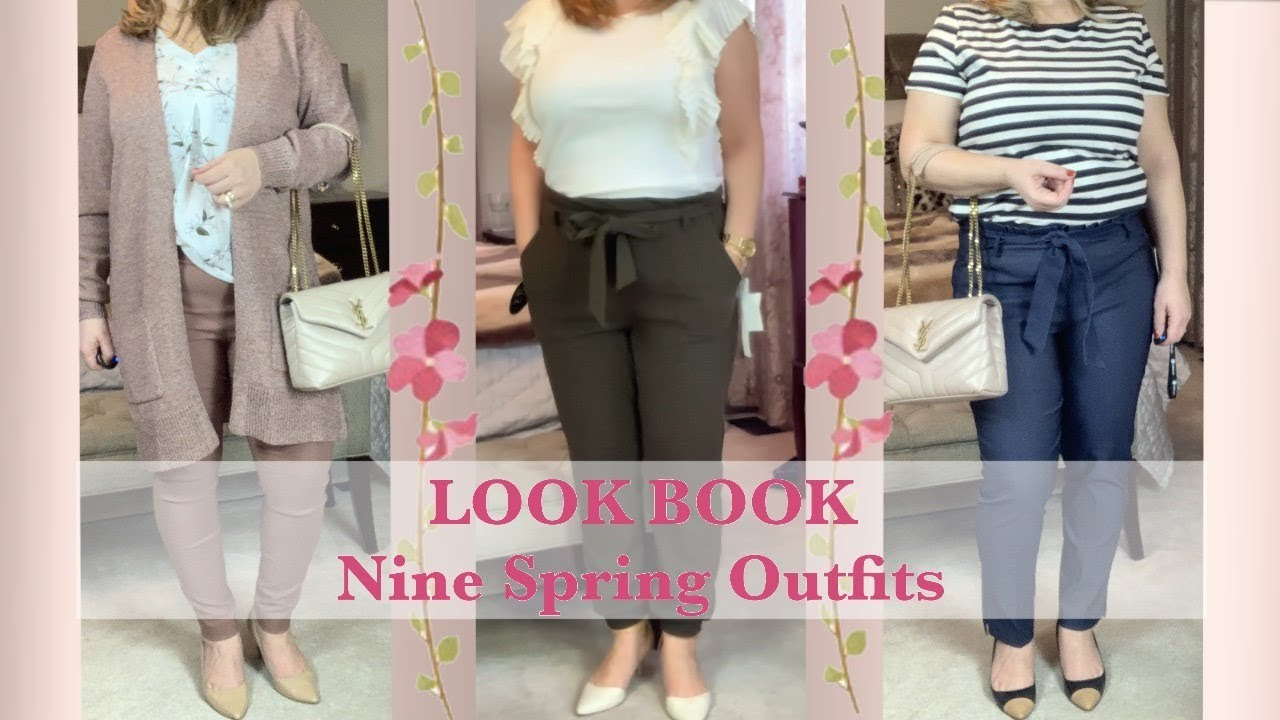 [VIDEO] - Spring Outfits for 2019 ? | LOOKBOOK 2