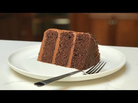 How To Make the BEST EVER CHOCOLATE CAKE - Baking With Ryan Episode 79