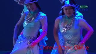 20180128, 萬錦春節晚會, Chinese Ethnic Dance