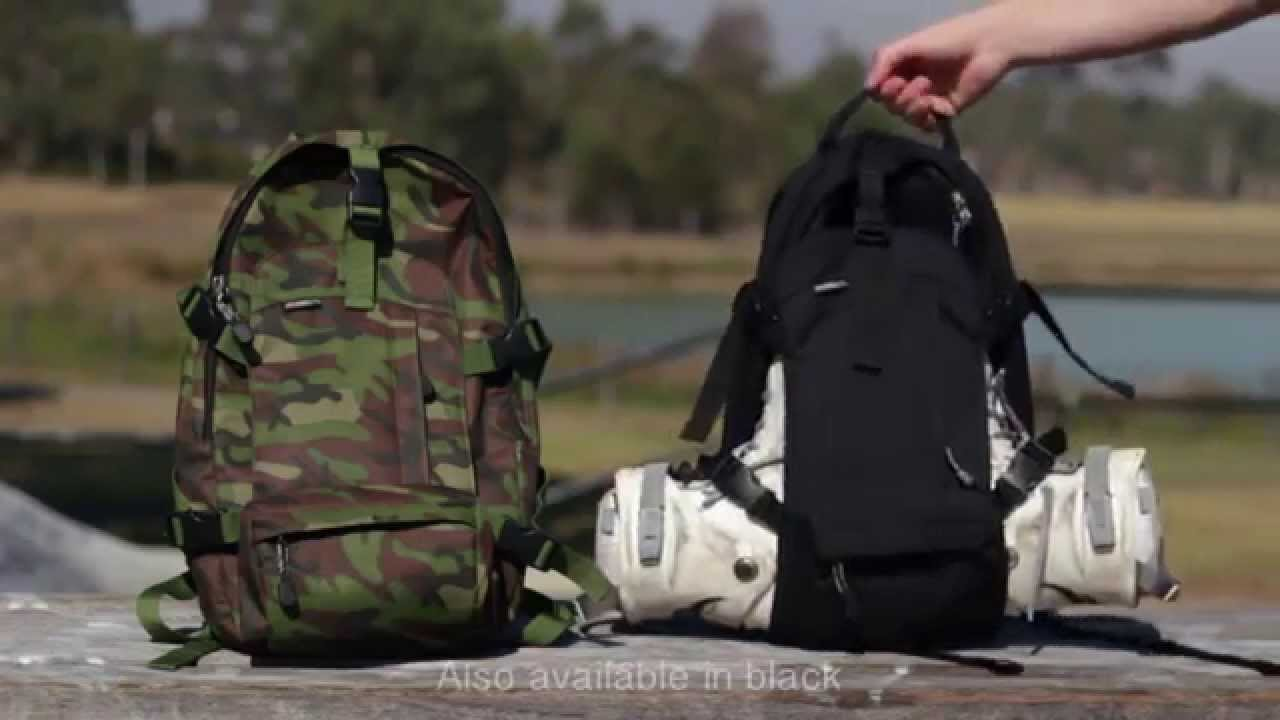 84f06b8df89 SEBA Slim Bag Video Review - YouTube