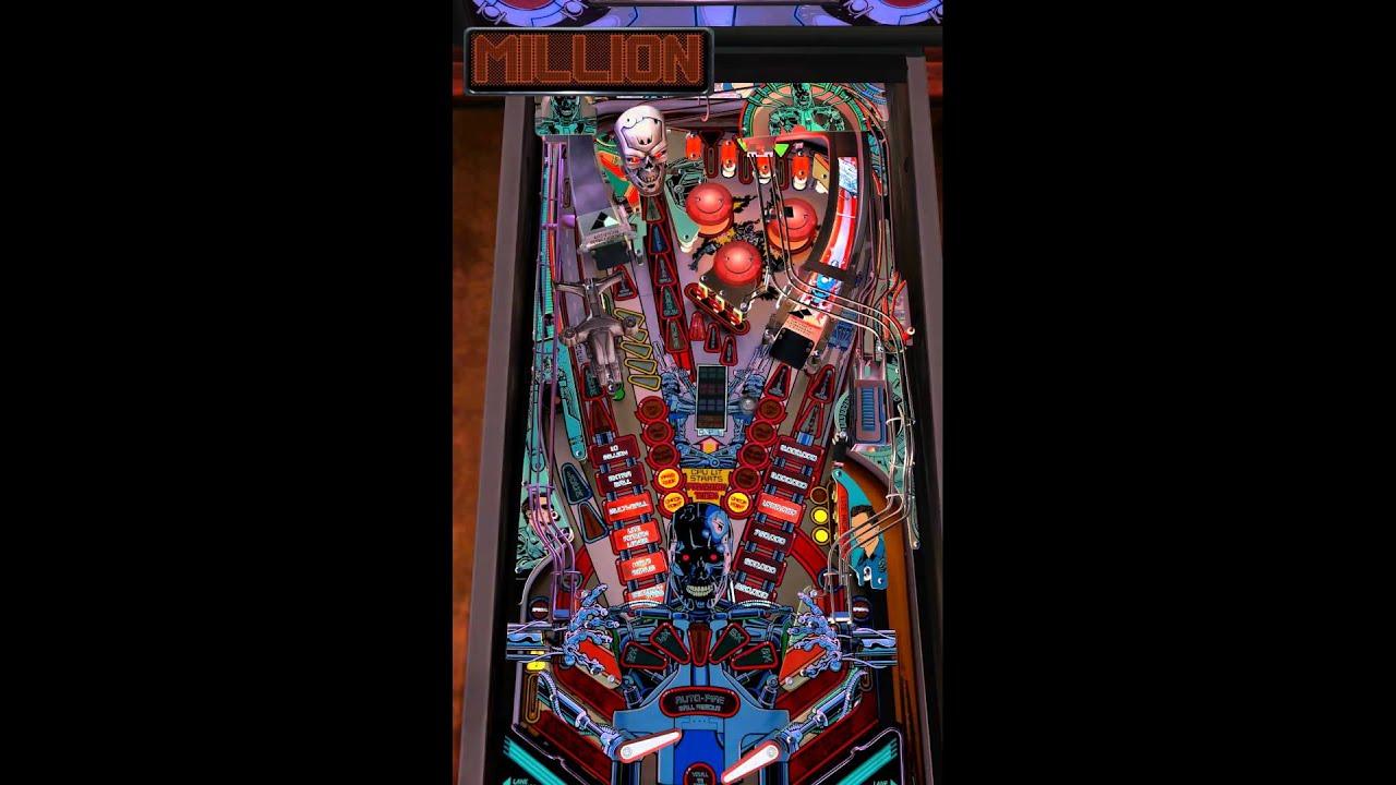 Terminator 2 - Pinball Arcade (Portrait Mode) - YouTube