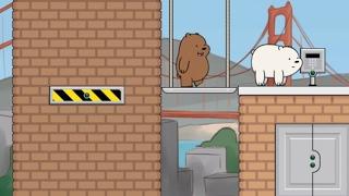 Мы обычные медведи. Побег из коробки // We Bare Bears: Out of the Box