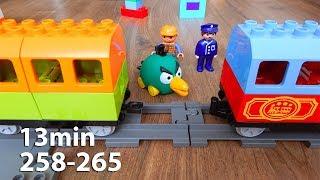 Мультики про машинки все серии 258-265 Город Машинок Мультфильмы для детей видео mirglory
