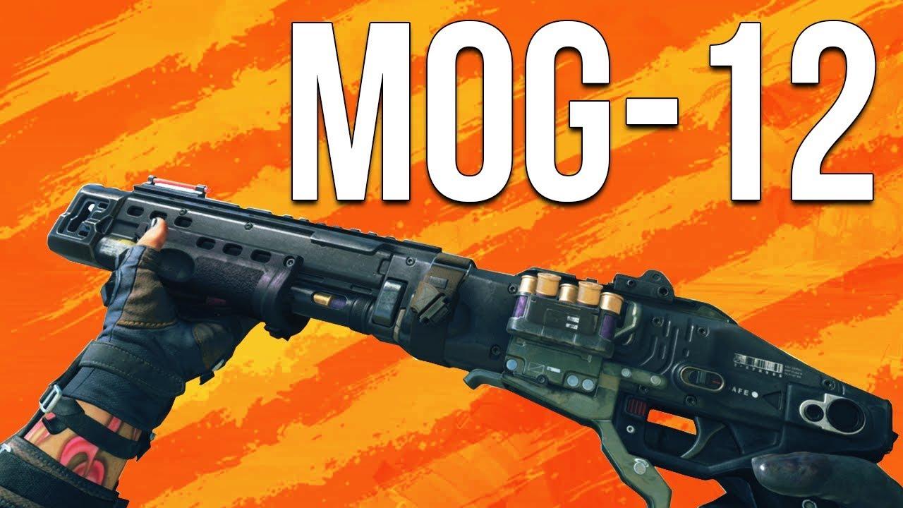 Black Ops 4 In Depth: Mog 12 Shotgun + video