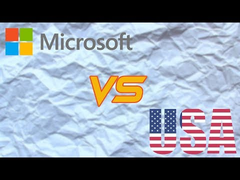 The Microsoft V. US Antitrust Case - Conner and Andrew