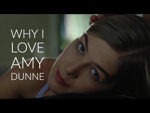 Gone Girl - Why I Love Amy Dunne - YouTube