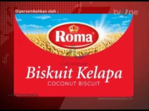 Iklan Sponsor Roma Biskuit Kelapa Youtube