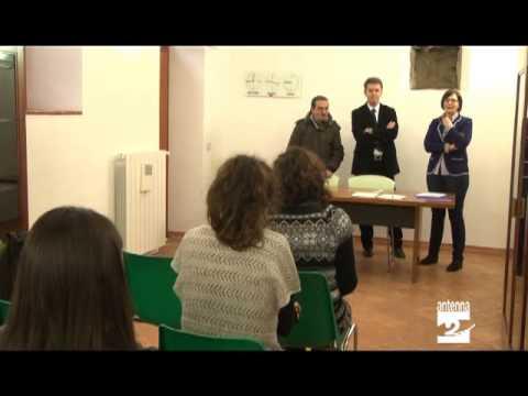 Villa d'Ogna conferite le borse di studio Antenna 2 TV 190113