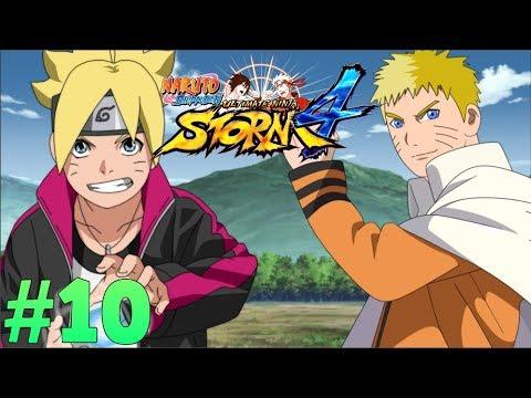 Boruto Đại Chiến Naruto Hokage | Big Bang | Naruto Ultimate Ninja Storm 4 - Tập 10