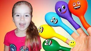 Finger Family Nursery Rhymes | Nursery Rhymes & Kids Songs by katykarol