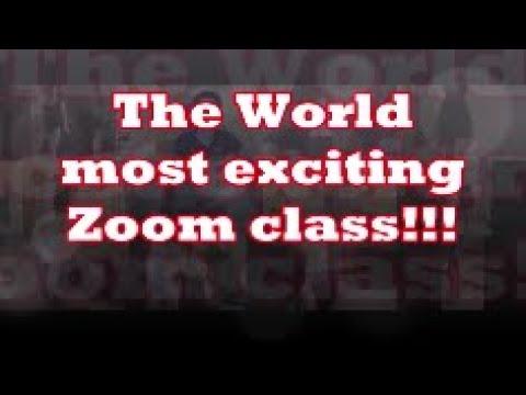 Live Zoom Ballet class | ballet@Home | ballet with Daisuke |