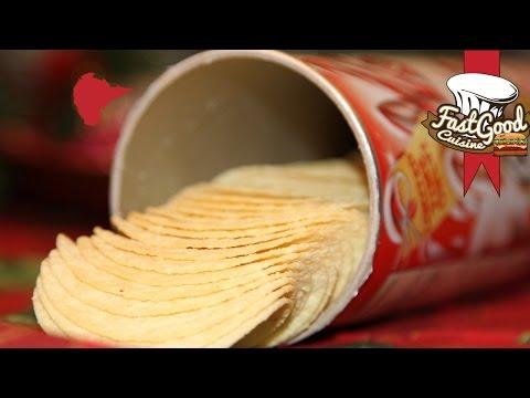 Comment faire des Pringles   FastGoodCuisine