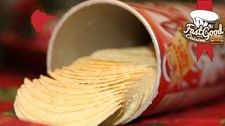 Comment faire des Pringles | FastGoodCuisine