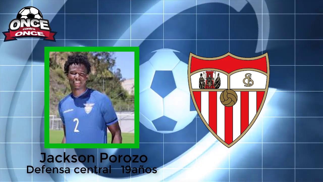 Jackson Porozo iría al Sevilla de España ⚽ ecuatorianos en el extranjero