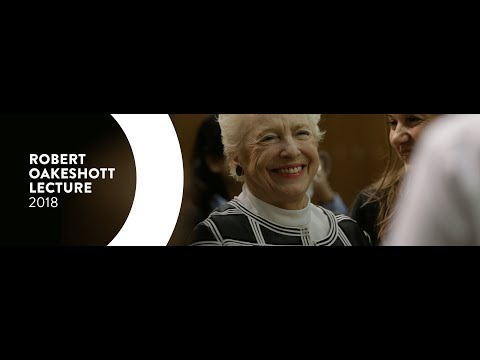 EOA Robert Oakeshott Lecture 2018 | Delivered by Dame Stephanie Shirley CH