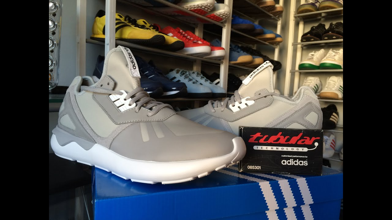 adidas tubulare runner (unboxing) su youtube