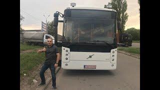 обзор растаможенного со сниженной пошлиной автобуса VOLVO B7R