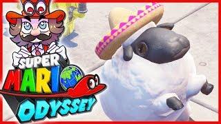 Schafe hüten mit Stil! | 22 | SUPER MARIO ODYSSEY