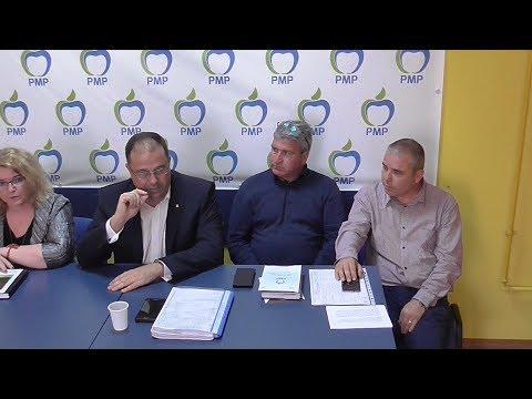 PMP a lansat campania primar in doua tururi | novatv.ro