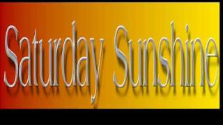 Burt Bacharach ~ Saturday Sunshine