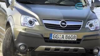 Essai Opel Antara 2.0 cdti 127 edition