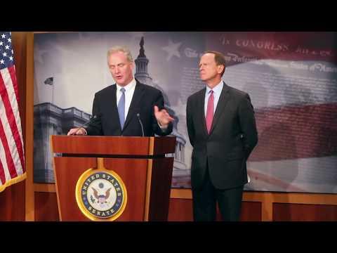 Senators Van Hollen and Toomey Introduce Bipartisan North Korea Sanctions Bill