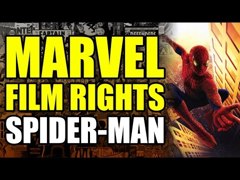 Marvel Film Rights - Spider Man