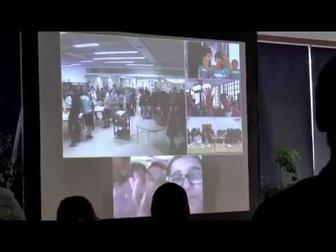 AVI-SPL and Polycom Take on Food Revolution Day
