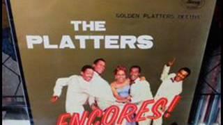 1955年リリースのヒット曲。 プラターズの代表曲でも知られる。