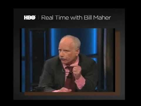 Real Time with Bill Maher - The Dreyfuss Initiative - Civics in America