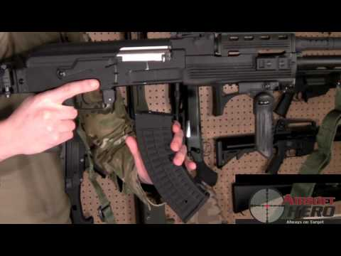 Airsoft Hero REVIEW: Cybergun Kalashnikov AK47 60th Anniversary Airsoft Electric Gun  -ASTKilo23-