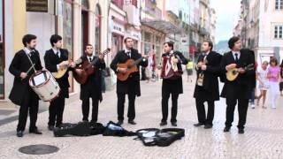 Estudantina Coimbra - lá vai a malta passear