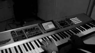 Idir - Ssendu Piano ( by Ptizoi )